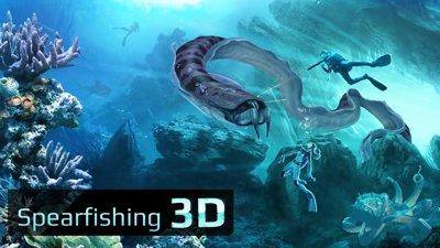 دانلود بازی ماهیگری Spearfishing 3D v1.6 – اندروید
