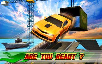 دانلود بازی اتومبیل رانی Speed Car Stunts 3D v1.0 – اندروید