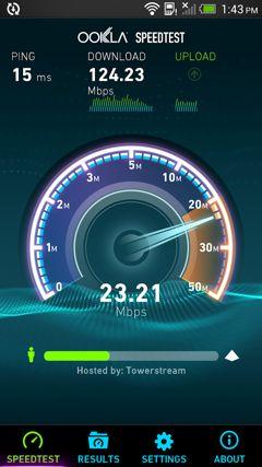 نرم افزار سنجش سرعت اینترنت Speedtest.net 3.0.0 – اندروید