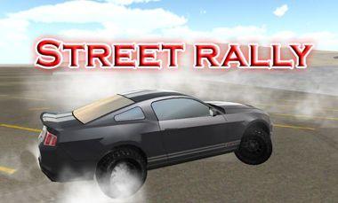 دانلود بازی فوق العاده رالی خیابانی Street rally v1.0 – اندروید