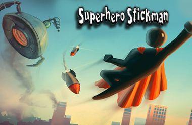 دانلود بازی ابرقهرمان Superhero Stickman v2.0 مخصوص iOS