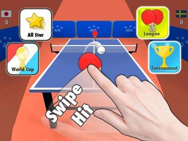 بازی سه بعدی تنیس روی میز Table Tennis 3D 1.6 – اندروید
