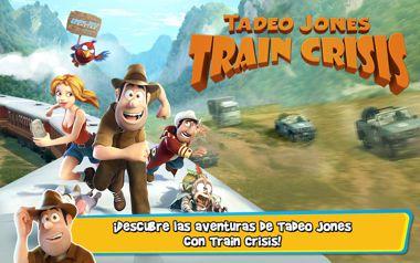 بازی مدیریت بحران قطار ها Tadeo Jones: Train Crisis Pro v1.3 – اندروید