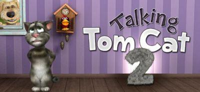 دانلود بازی گربه سخنگو Talking Tom Cat 2 v4.8 – اندروید