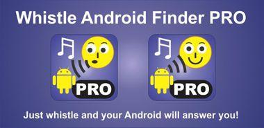 پیدا کردن گوشی با سوت Whistle Android Finder PRO v4.7 – اندروید