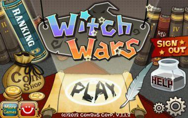 دانلود بازی فوق العاده نبرد جادوگران Witch Wars: Puzzle v1.1.6 – اندروید