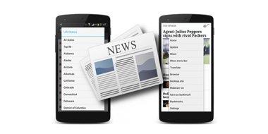 نرم افزار مشاهده روزنامه های جهان World Newspapers v2.9.15 – اندروید