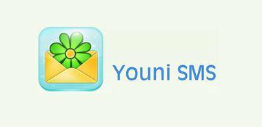 نرم افزار قدرتمند اس ام اس Youni SMS 3.6.2 – اندروید