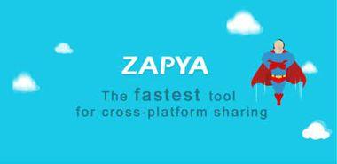 نرم افزار انتقال فایل بین گوشی ها Zapya – File Sharing, Transfer – اندروید