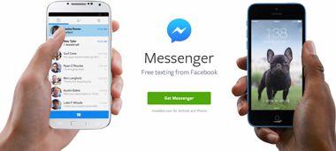 دانلود مسنجر فیسبوک facebook messenger v34.0.0.22.211 – اندروید