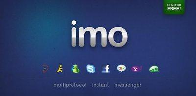 دانلود نرم افزار گفتگو آنلاین imo messenger 8.5.1 – اندروید