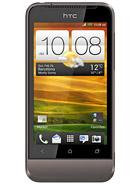 مشخصات گوشی HTC One V