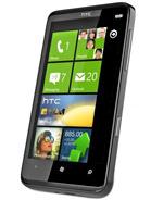 مشخصات گوشی HTC HD7
