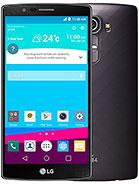 مشخصات گوشی LG G4