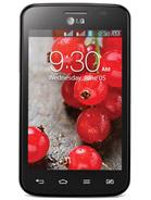 مشخصات گوشی LG Optimus L4 II Dual E445