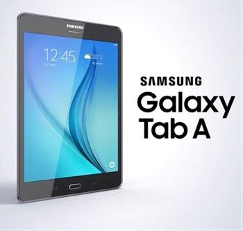 تبلت جدید سامسونگ به نام Galaxy Tab A معرفی شد