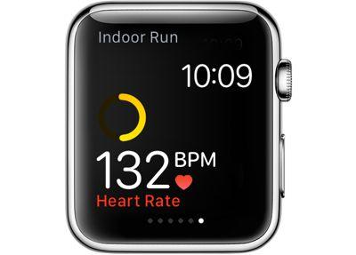 نحوه جدید اندازه گیری ضربان قلب در Apple Watch