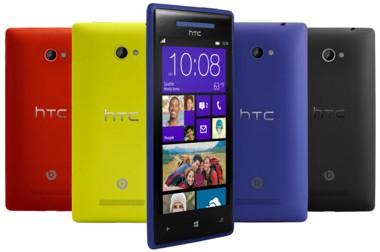 شرکت HTC گوشی های تحت ویندوز 8 خود را روانه بازار کرد