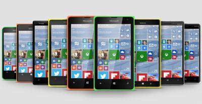 گوشی های جدید مایکروسافت اواخر امسال وارد بازار می شوند
