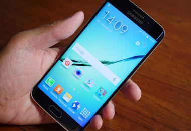 Galaxy S6 EDGE پرهزینه ترین گوشی سامسونگ می باشد