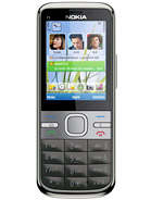 مشخصات Nokia C5 5MP