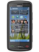مشخصات Nokia C6-01