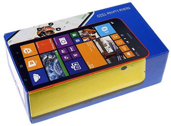 بررسی تخصصی Nokia Lumia 1320 -2