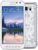 مشخصات گوشی Samsung Galaxy S6 active