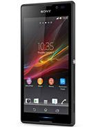 مشخصات گوشی Sony Xperia C