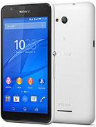 مشخصات گوشی Sony Xperia E4g