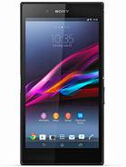 مشخصات گوشی Sony Xperia Z Ultra
